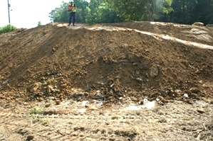 Enviromental Remediation of illegal dump site